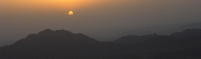 Mt Sinai Sunrise, 2006