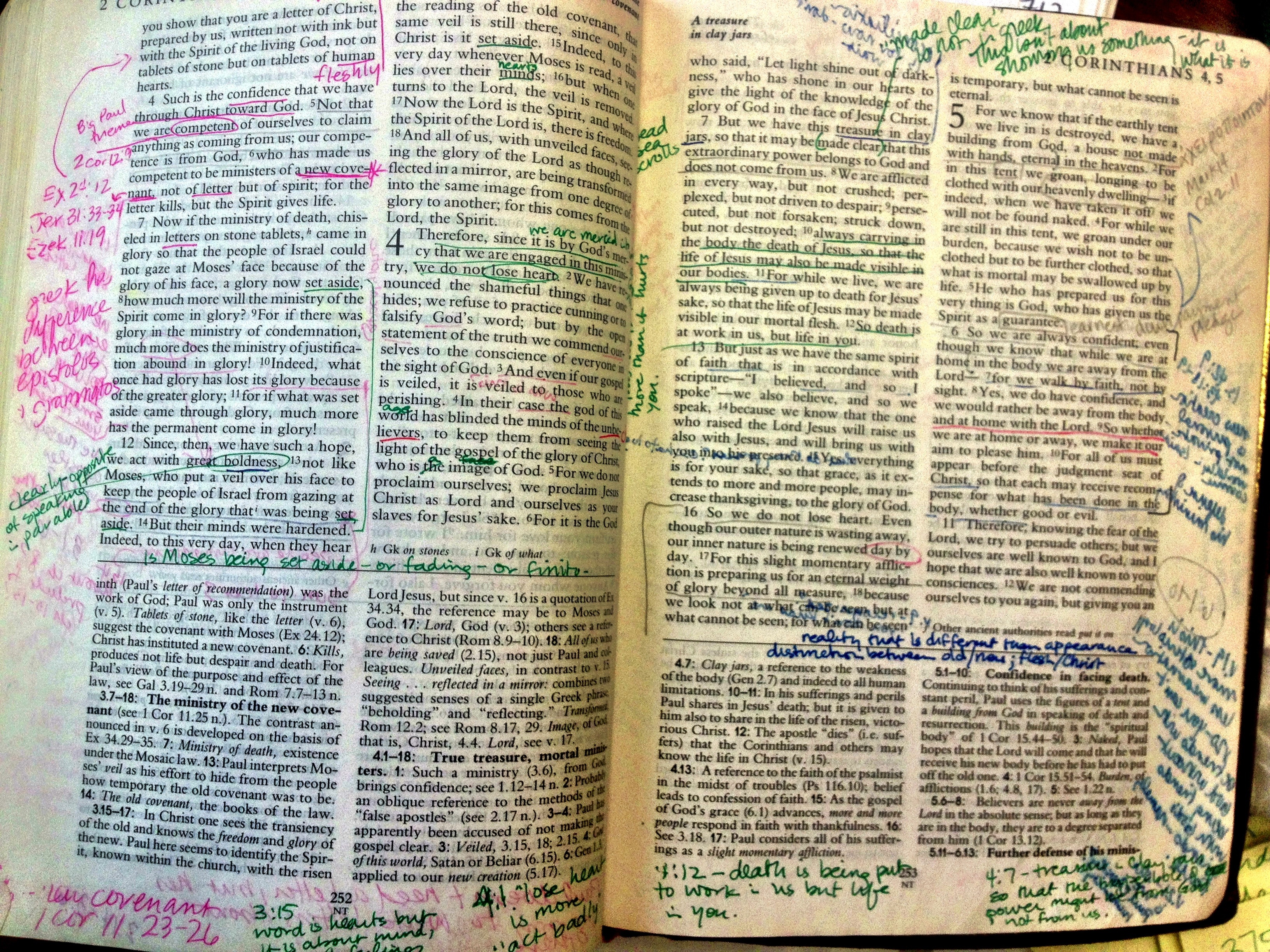 For the bible tells me so essay writer