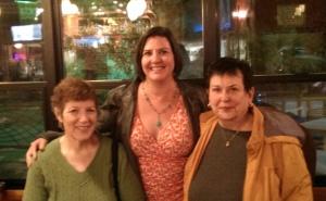 Jan, Marci, Carol