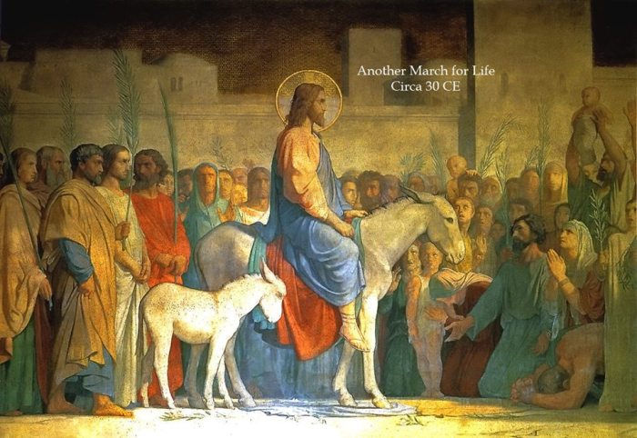 Christ's Entry into Jerusalem, Hippolyte Flandrin, 1842.jpg
